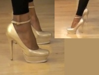 Stiletto Workout Ladies! Fab shoes too