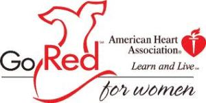 Go Red American Heart Association