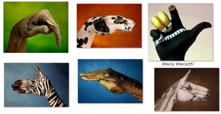 Handpainting Art