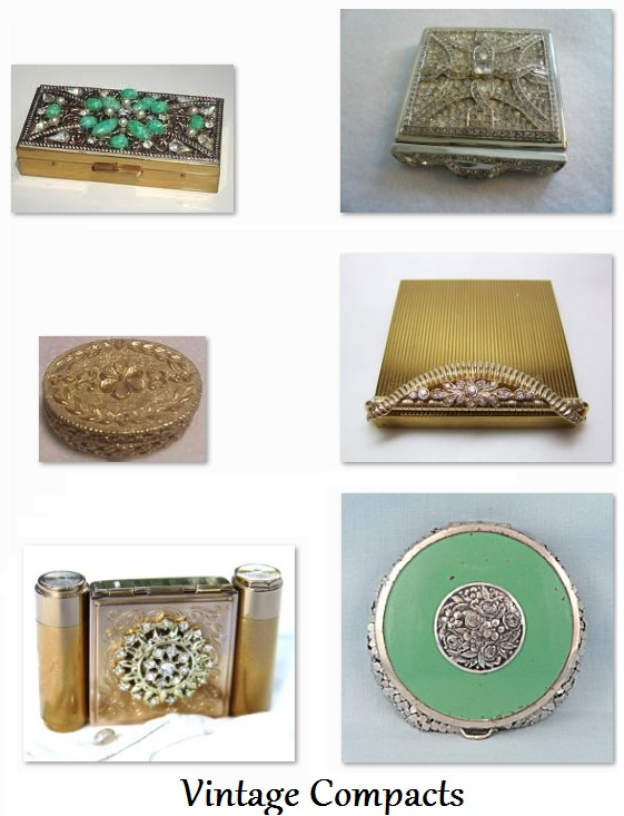 Vintage compacts for possible
