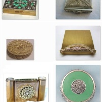 Gorgeous Vintage Compacts